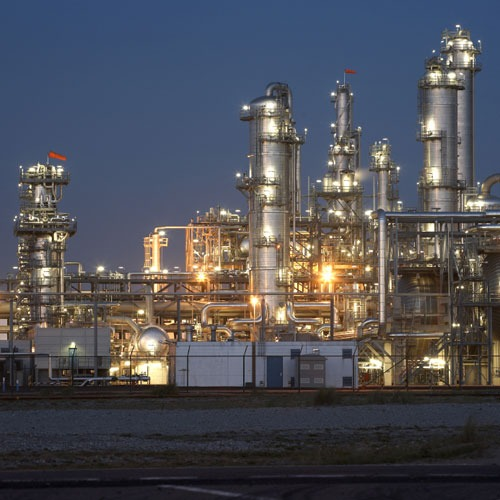 Petro Chemicals Plants