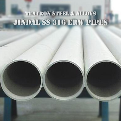 Jindal 316 ERW Pipe Stockiest, Suppliers 1/2